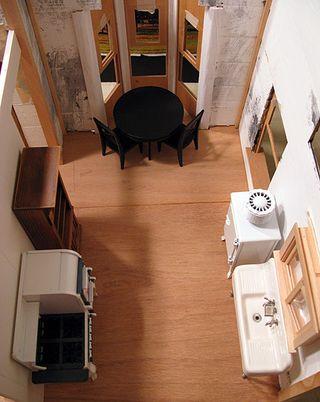 Brae's kitchen